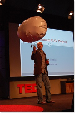 Chris-UAV-TED2008