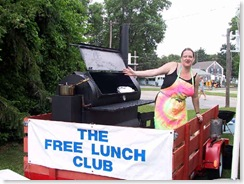 Kelly - Free Lunch Club